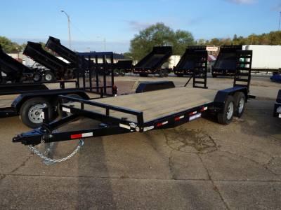 2022 Sure-Trac 7x18 Equipment Trailer 10K