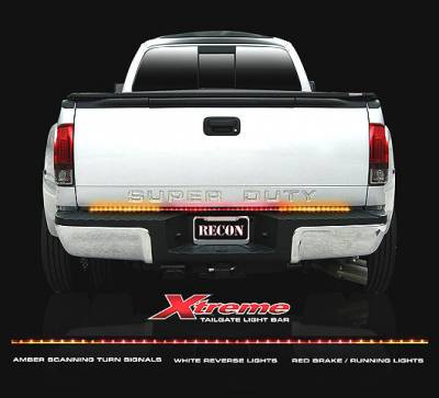 Recon - Recon Tailgate Light Bars