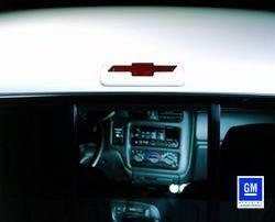 Third Brake Light Cover - Third Brake Light Cover - V-Tech - V-Tech 74118 Bow Ties Third Brake Light Cover