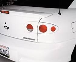 Exterior Lighting - Tail Light Cover Trim - V-Tech - V-Tech 11125 Auto Specialties Tail Light Cover