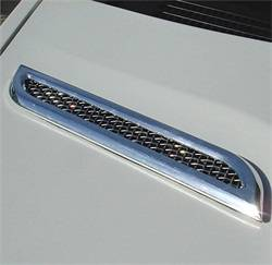 Side Vent Cover - Side Vent Grille - T-Rex Truck Products - T-Rex Truck Products 54004 Side Vent