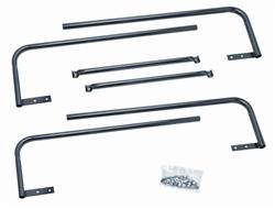 Trailer Hitch Accessories - Trailer Hitch Cargo Carrier Side Bar - Tow Ready - Tow Ready 6955 Cargo Rail Kit