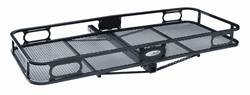 Trailer Hitch Accessories - Trailer Hitch Cargo Carrier - Tow Ready - Tow Ready 63152 Cargo Carrier
