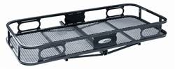 Trailer Hitch Accessories - Trailer Hitch Cargo Carrier - Tow Ready - Tow Ready 63155 Cargo Carrier