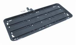 Trailer Hitch Accessories - Trailer Hitch Cargo Carrier - Tow Ready - Tow Ready 7507 Cargo Carrier
