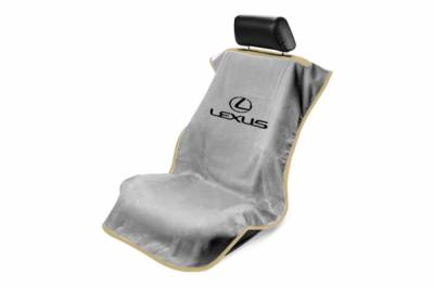 Seat Armour - Seat Armour - Seat Armour Lexus Grey Towel Seat Cover