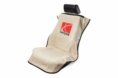 Seat Armour - Seat Armour - Seat Armour Saturn Tan Towel Seat Cover