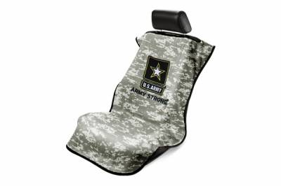 Seat Armour - Seat Armour - Seat Armour US Army Camo Towel Seat Cover