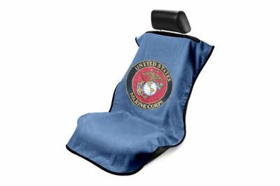 Seat Armour - Seat Armour - Seat Armour US Marines Towel Seat Cover