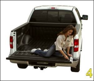 DualLiner - DualLiner Truck Bed Liner Dodge Ram 02-07 1500 8' Bed (Bolt In Tiedowns) - Image 6