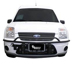 Exterior Accessories - Bull Bar/Brush Guard/Grille Guard - Aries Offroad - Aries Offroad 1113002 Euro Push Bar