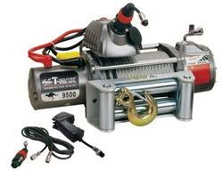Winch - Winch - Westin - Westin 47-1695 T-Max Outback Series Winch
